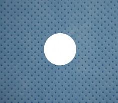 멸균소공포 (MB-1500) 50x50cm, hole 5cm (원형) [TAPE 없음]  [100]